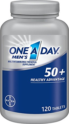 Pack Mens Advantage Multi Vitamins Count product image