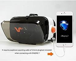 VOX VR BE gafas de realidad virtual Headset gafas 3D con el ...