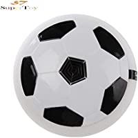 Super Toy Magic Hover Indoor Football Toy Play Game for Kids' (Multicolor)