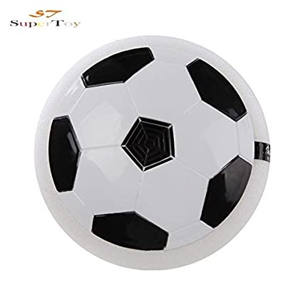 3753f0ce497 Buy SUPER TOY Magic Hover Indoor Football Toy Play Game for Kid  (Multicolour) Online at Low Prices in India - Amazon.in