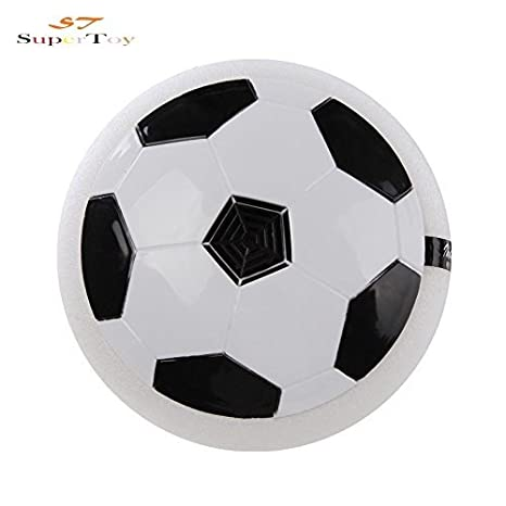 01d0b7fe0 Buy SUPER TOY Magic Hover Indoor Football Toy Play Game for Kid  (Multicolour) Online at Low Prices in India - Amazon.in
