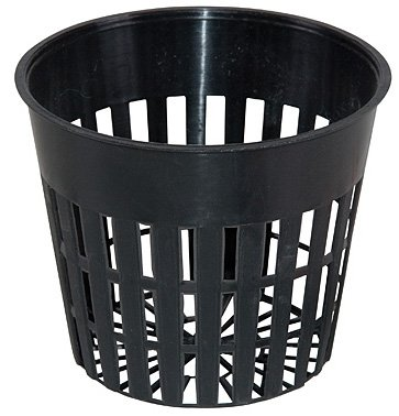 "3"" Inch Net Pots - Net Cups for Hydroponics"