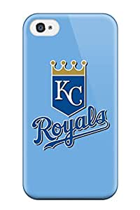 Forever Collectibles Kansas City Royals Hard Snap-on Iphone 4/4s Case