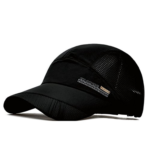 gadiemenss-quick-dry-sports-hat-lightweight-breathable-soft-outdoor-run-cap-classic-series-black