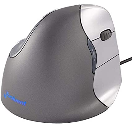 c5941ff8f84 Evoluent VM4R VerticalMouse 4 Right Handed - The Patented Shape Supports  Your Hand: Amazon.ca: Computers & Tablets