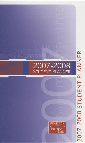 Premier Annual Planner 2007-2008