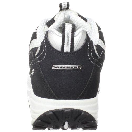 Skechers Dames Shape Ups Enhancers Sneaker Zwart