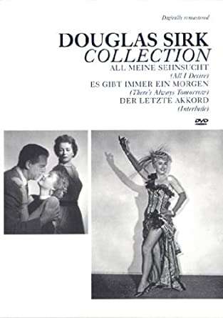 Douglas Sirk Collection 3 Dvds Amazonde Douglas Sirk Dvd Blu Ray