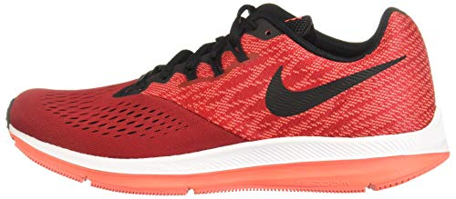 Zoom Total Red Multicolore Nike Winflo Black Uomo Running 601 Scarpe gym 4 qfxHfwvRd