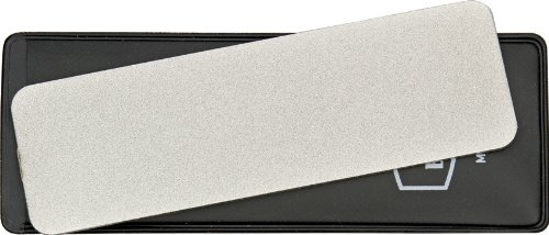 Buck Knives 97076 EdgeTek Dual Grit Pocket Stone Diamond Knife Sharpener
