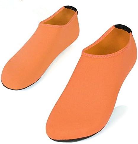 男女兼用 ウォーターシューズ 軽量 アクアシューズ シュノーケリング マリン用 やわらかい ソフト 通気 スポーツ 海水浴靴