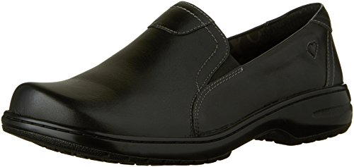 Shoe Black On Performance Nurse Women's Mates Meredith Slip 0wFwa8qS