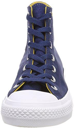 white Altas Adulto 426 Zapatillas Converse Hi Ctas Yellow Textile Azul Taylor Chuck Unisex mineral navy xYqwBZO