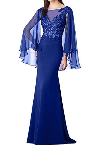 azul Vestido Topkleider real para mujer txqS4