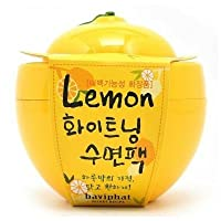 KOREAN COSMETICS, Baviphat_ Lemon whitening sleeping pack (100g, nutrition, moisturizing...