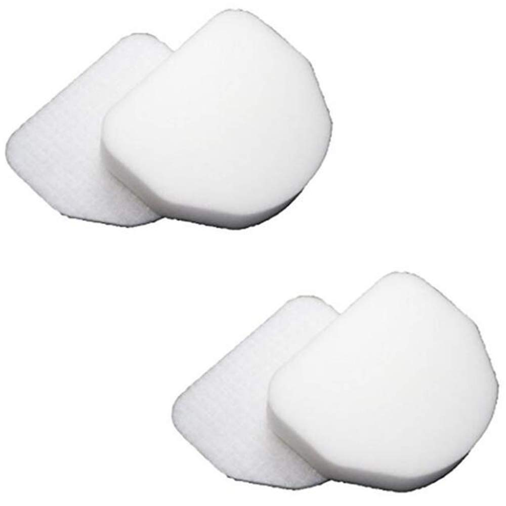 JJSS 2 Pack Filter Replacement for Shark Rocket NV450 NV451 NV472 NV480 NV481 NV482 NV200 NV201 NV202 NV100 Filter Kits,Part #XFF450, Compatible for Shark Rocket Professional Upright NV480 Vacuums
