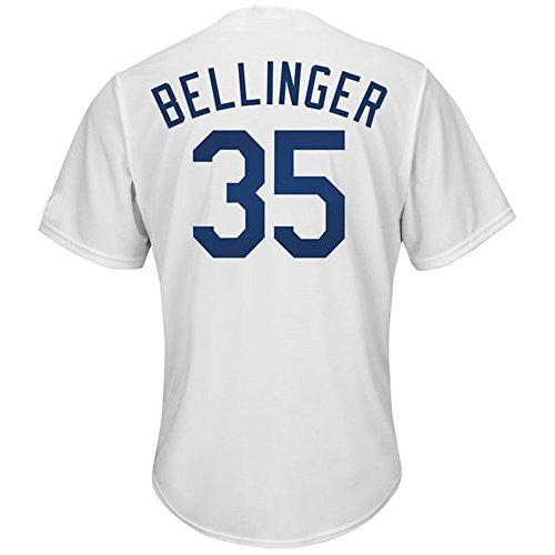Mens Baseball Jerseys #35 Cody Bellinger Royal Cool Player Jerseys