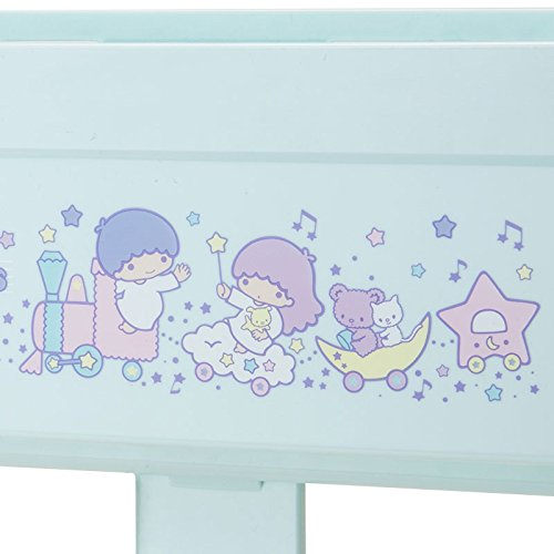 Sanrio Little Twin Stars magnet with kitchen paper holder From Japan New