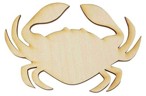 Wooden Crab Cutout -
