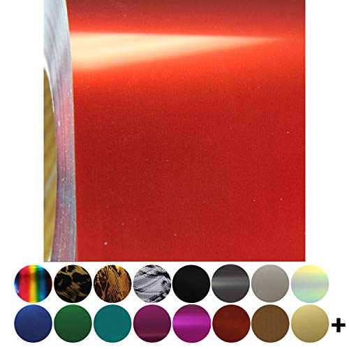 Matte Foil - Threadart Metallic Foil Red Matte 20