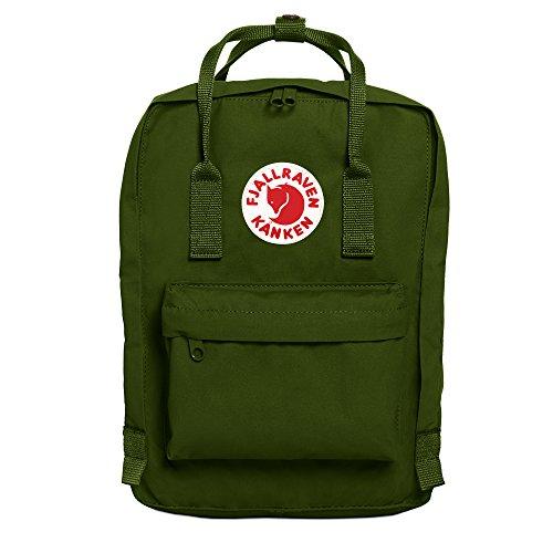 Fjallraven Kanken Laptop Backpack, Lake Blue, 13-Inch