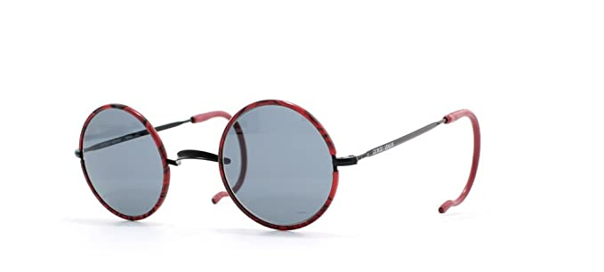 81a7cd8b97f Image Unavailable. Image not available for. Colour  Giorgio Armani 103 726  Red and Black Authentic Men - Women Vintage Sunglasses