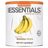 Emergency Essentials Freeze Dried Banana Slices – 16 oz Review