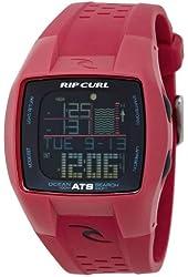 Rip Curl Men's A1015 - MAR Trestles Oceansearch Maroon Digital Surf Watch