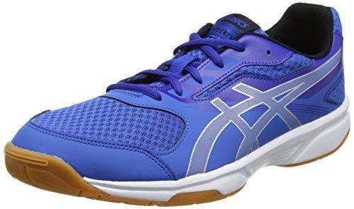 Asics Indoor Court Shoes - ASICS Men's Upcourt 2, Classic Blue/Silver Blue, 28 cm