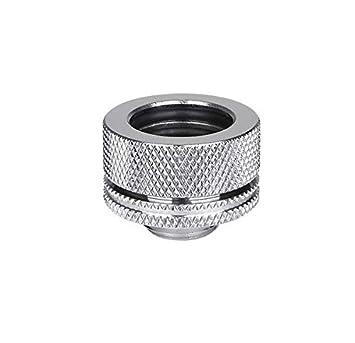 Thermaltake CL-W092-CA00SL-A Pacific G1//4 PETG Tube 16mm 5//8in OD Compression