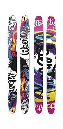 - Liberty Mutant Skis, 192-cm