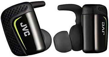JVC HAET90BTY True - Auriculares Deportivos inalámbricos: Amazon ...