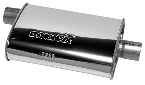 - Dynomax 17282 Ultra-Flo SS Muffler