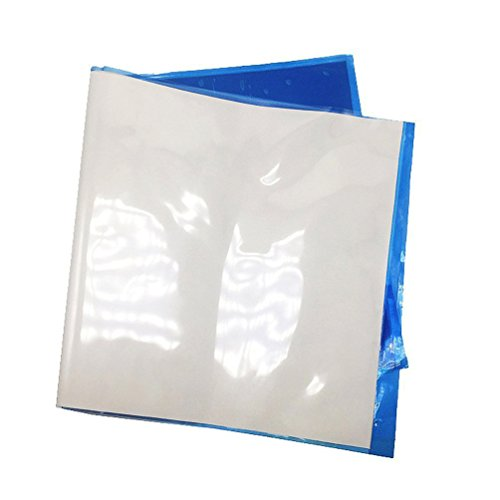 FBApayipa 400mm x 210mm x 0.5mm Silicone Thermal Pad for CPU GPU Heatsink