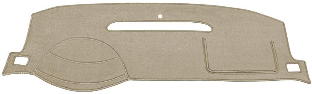 Seat Covers Unlimited Chevy Full Size Pick-up Dash Cover Mat Pad 1988-1994 Custom Carpet, Maroon