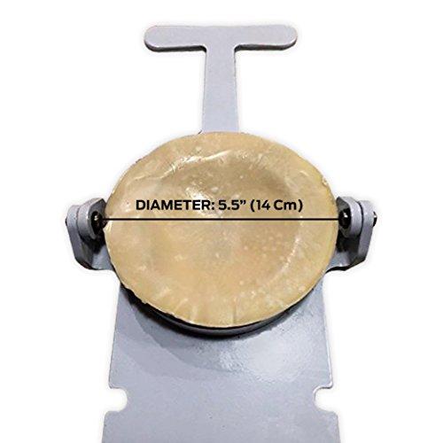 Empanada Maker Commercial use 120 Empanadas/Hour 14 cm (5.5