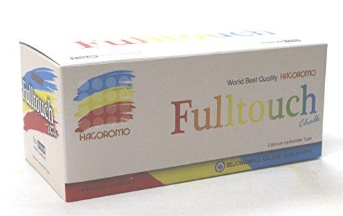 Hagoromo Fulltouch 3-Color Mix Chalk 1Box (72pcs) Red, Yellow, Blue by Hagoromo (Image #2)
