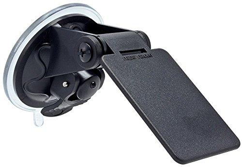 BT010: Deluxe Single Suction Windshield Mount for Bluetooth GPS Receivers, Radar Detectors, and E-Z Pass/Carpool toll road ()