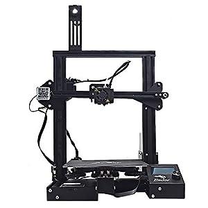Creality 3D DIY プリンターキット 未組立 高精度印刷 停電回復機能 組立簡単