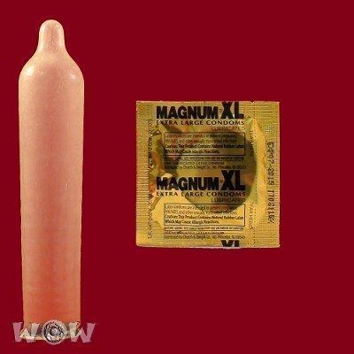 TROJAN MAGNUM XL 60 PACK by Ineardi