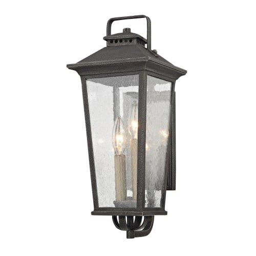 Ul Pewter Sconce - 2