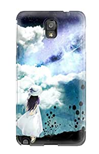 Sanchez Mark Burgess's Shop New Style 7612435K11585841 Galaxy Note 3 Case Slim [ultra Fit] Space Protective Case Cover