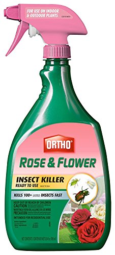 Ortho Rose (Ortho 0345020 Rose and Flower Insect Killer, 24-Ounce (2))