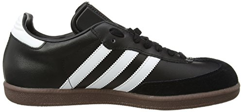 Sneakers Samba Adults' gum Low Unisex Black Adidas white top 4vBUqXT