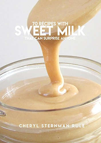Download for free 70 Recipes With Sweet Milk That Can Surprise Anyone
