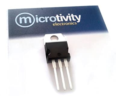 microtivity Pack of 1 IRF540 N-channel Power MOSFET