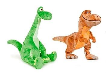 GRUPO SHOPPING El Viaje de Arlo Lote 2 Peluches Dinosaurios