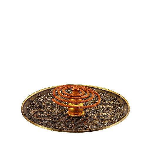 MEDOOSKY Stick Incense Burner and Cone Incense Holder, Gift Set