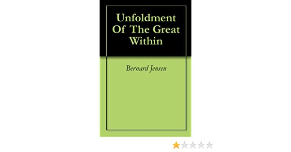 Unfoldment Of The Great Within