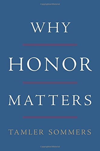Why Honor Matters cover